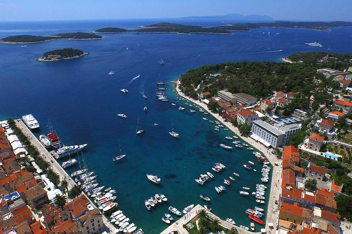 Steppen and aristocratic Split. Croatia is the best holiday in the world
