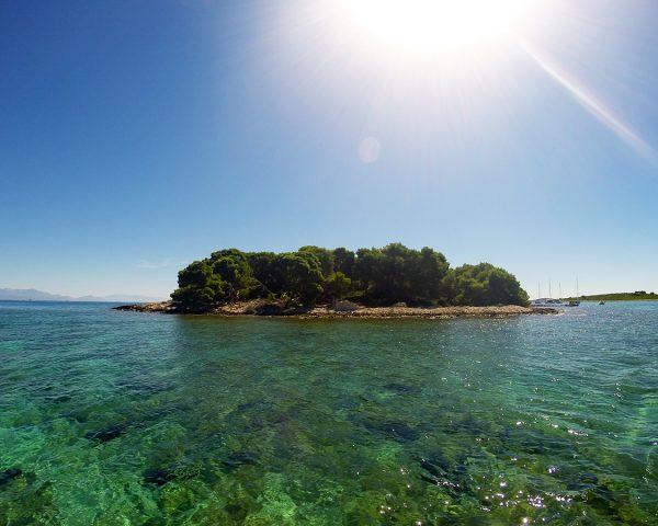 Krknjas island