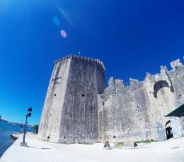 Kamerlengo fortress in Trogir