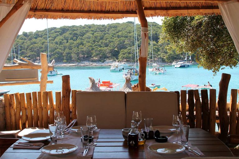 Palmizana restaurant