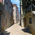 Stari Grad narrow streets