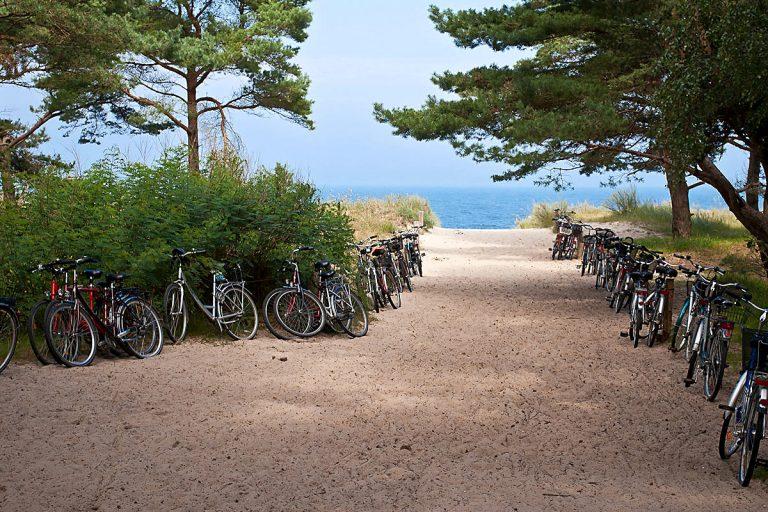 Bike ride from Hvar to Stari Grad (Pharos)