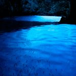 Beautiful Blue Cave