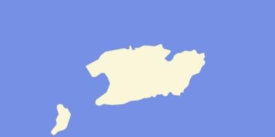 daytoursfromsplittovis-tourmap