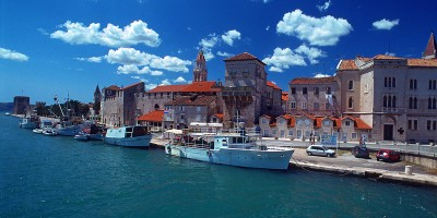 View of Trogir