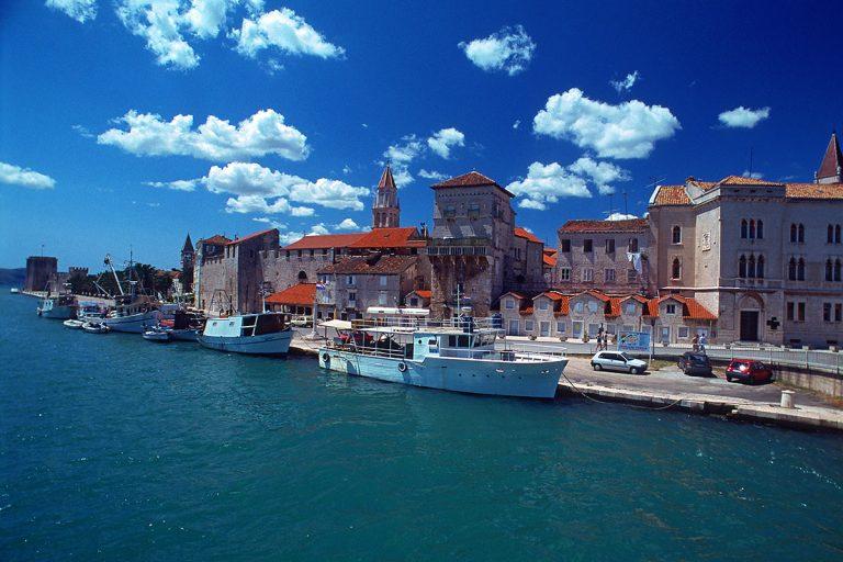 View of Trogir
