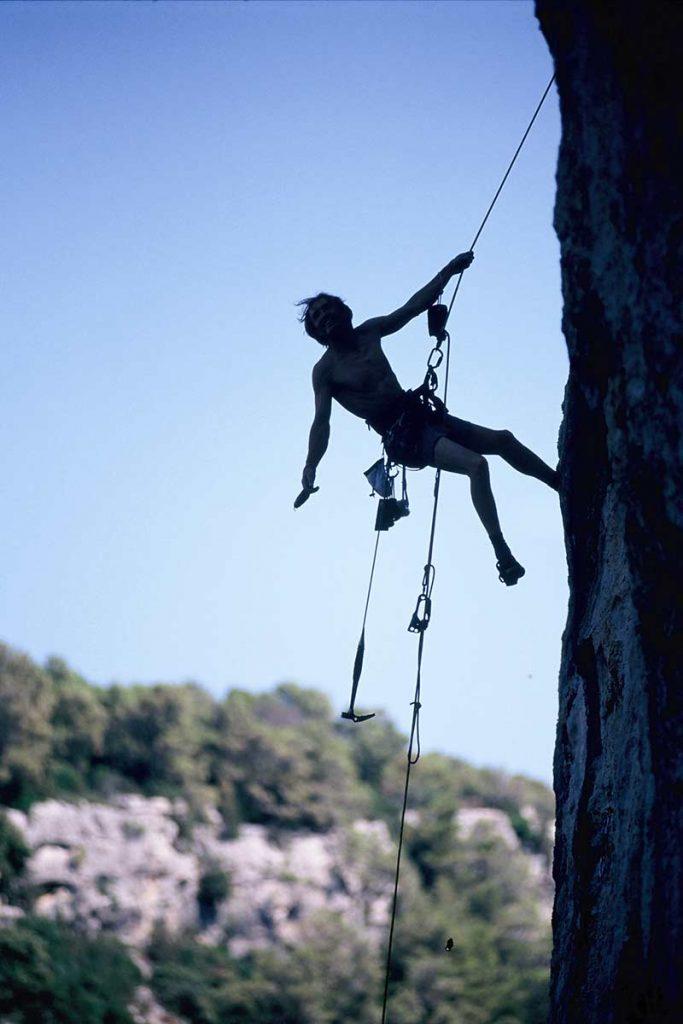 Enjoy the climb