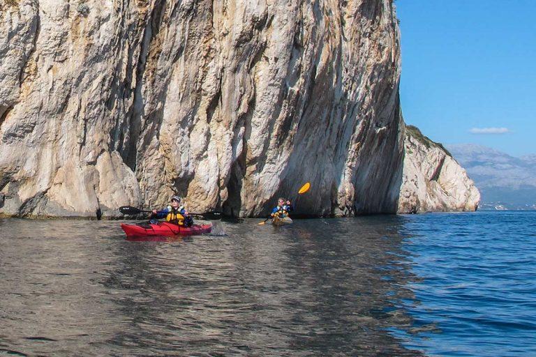 Kayaking tour Čiovo