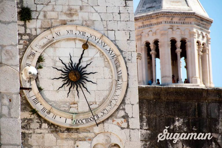 City Clock Tower, Split