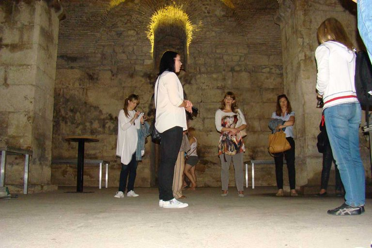 Game of Thrones Tour From Split – Diocletian's basements, Split