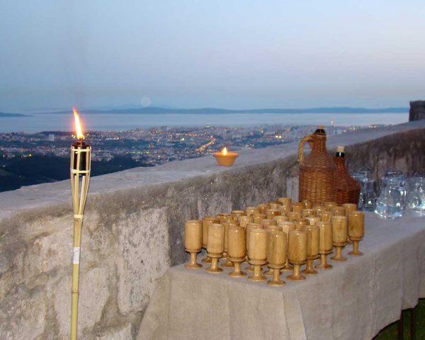 Game of Thrones Tour From Split – Klis fortress wiht view on Split