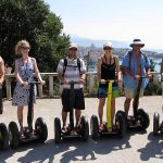 Group Photo on Segway Tour Split
