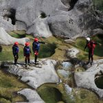 Guide shows the way through Cetina canyon