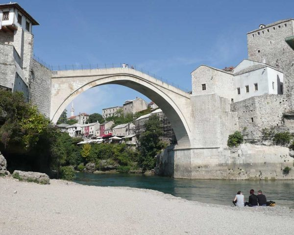 New Bridge in Mostar