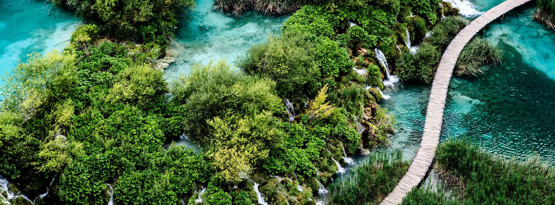 Plitvice Lakes from Split, explore travel options