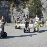 Road to Marjan Segway Split