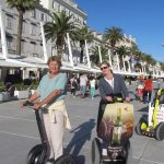 Segway Split on Promenade