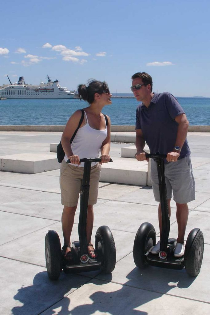 Segway Tour Brings People Together