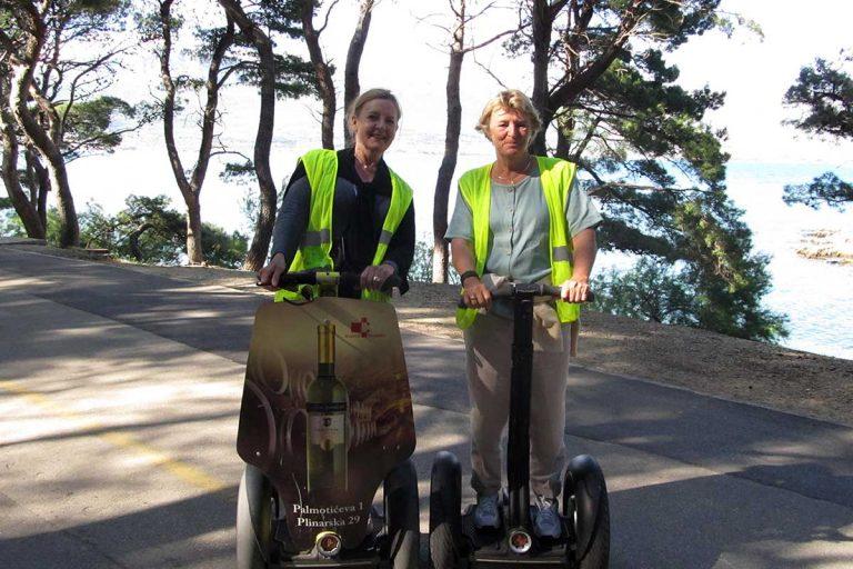Segway Tour Ride to Bene Marjan