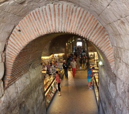 Split Basements - Diocletian Palace