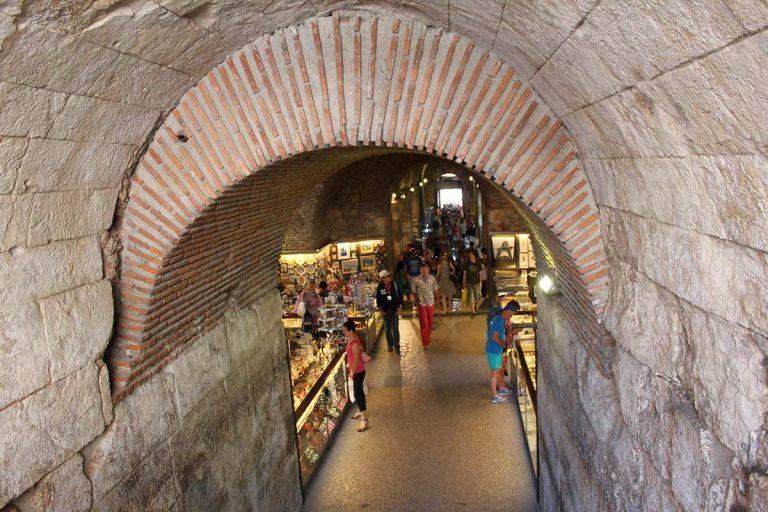 Split Basements – Diocletian Palace