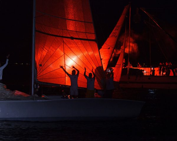 Team Celebrating – Pequena Regata Nocturna