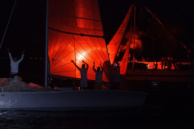 Team Celebrating – Pequena Regata Nocturna