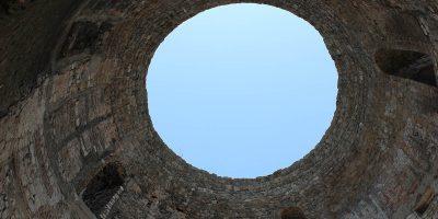 Vestibul - Diocletian Palace Split