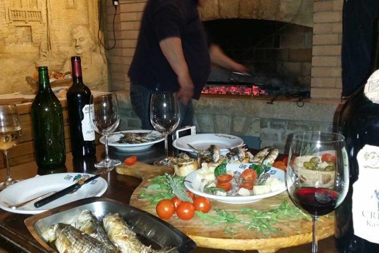 Wine Tour Split – Delicacies