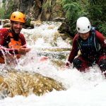 Enjoy in outdoors on Catina canyoning toour