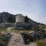 stonechurchonmountain-ladyofthesnow-hikingfromsplit