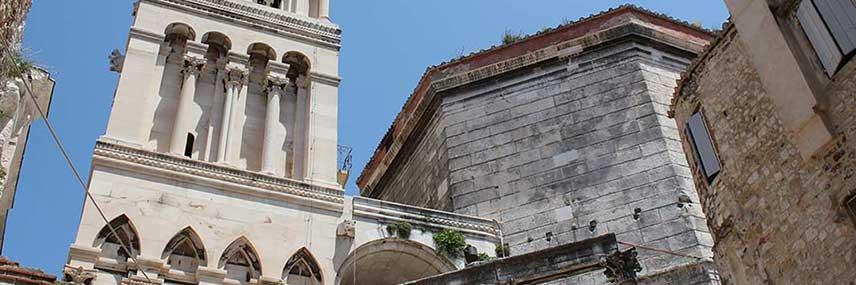 Mausoleum and St Domnius Cathedral, Split