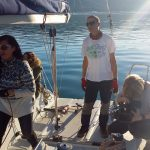 liftingthemainsail-sailingtour