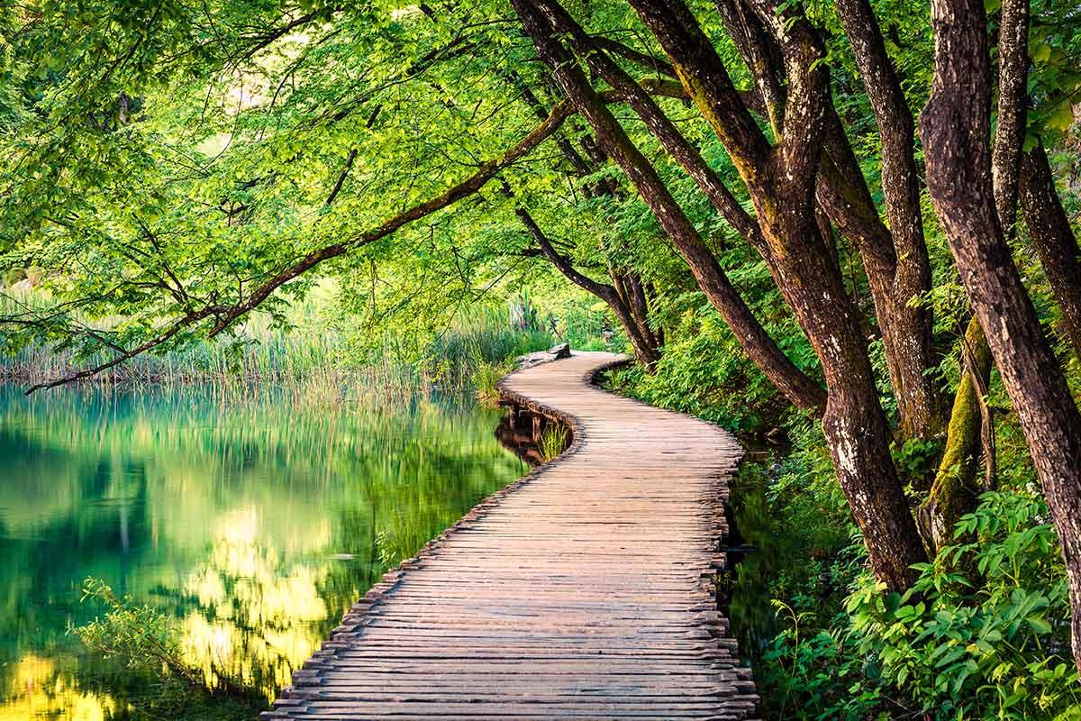 Split to Plitvice Lakes Tour ‐ Discover Plitvice National Park