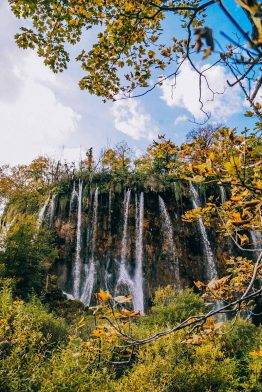 waterfallplitvice