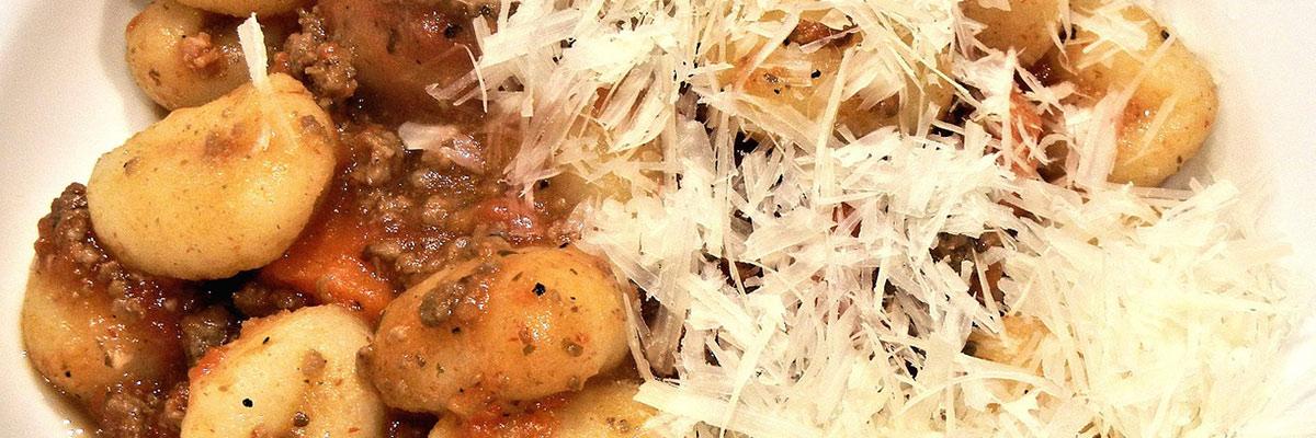 Gnocchi and Pasticada, must try Dalmatian foood
