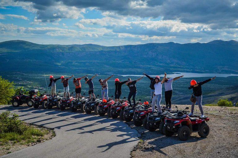 Quad-tour-Croatia