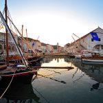 Beautiful Hvar harbour
