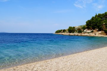 Murvica near Dragon's Cave and Famous Zlatni Rat beach, Bol