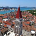 StLawrenceCathedralinTrogirwithterracotarooftops-olttowntrogir