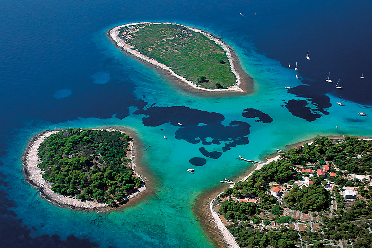 Blue lagoon croatia for Lago n