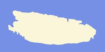 islandbractoursfromsplit-tourmap