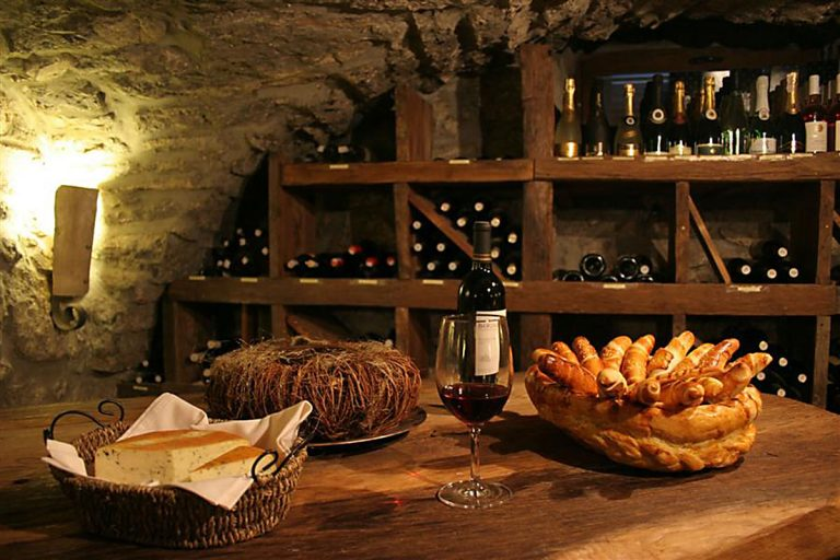 "Traditional Dalmatian restaurant ""Konoba"""