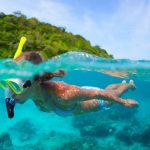 swimmingandsnorkeling-exploringunderwater-bluelagooncroatia