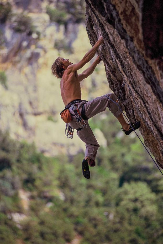 Marjan Hill climb