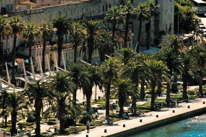 Riva in Split