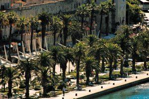 Riva in Split