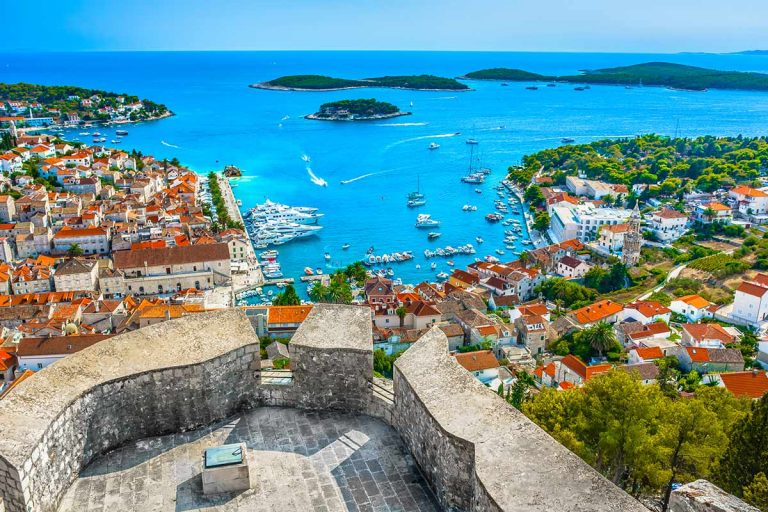 view-on-Hvar-from-Fortica-Spanish-fortress