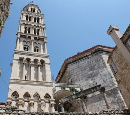 Chatedral St. Domnius in Split