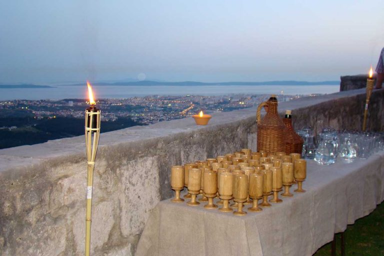 Game of Thrones Tour From Split – Klis fortress wiht view on Split